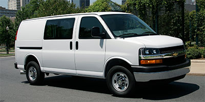 Used 2017 Chevrolet Express Passenger in Naugatuck, Connecticut | J&M Automotive Sls&Svc LLC. Naugatuck, Connecticut