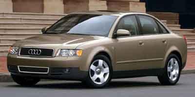 Used Audi A4 4dr Sdn 1.8T quattro AWD Auto 2002 | 2 Car Pros. Orlando, Florida