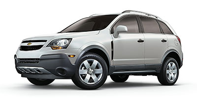 Used 2014 Chevrolet Captiva Sport Fleet in Medford, New York | Capital Motor Group Inc. Medford, New York