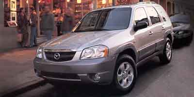 Used Mazda Tribute 2.0L Man DX 4WD 2003 | Mike's Motors LLC. Stratford, Connecticut