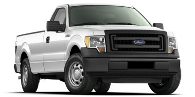 "Used Ford F-150 LONG BED / CAP 2WD Reg Cab 145"" XL 2014 