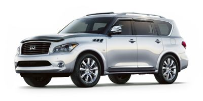 Used 2014 INFINITI QX80 in Manchester, Connecticut | Vernon Auto Sale & Service. Manchester, Connecticut