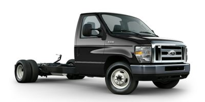 """Used Ford Econoline Commercial Cutaway E-450 Super Duty 158"""" DRW 2014 