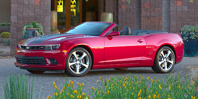 Used Chevrolet Camaro 2dr Conv SS w/2SS 2015 | Ossipee Trail Motor Sales. Gorham, Maine