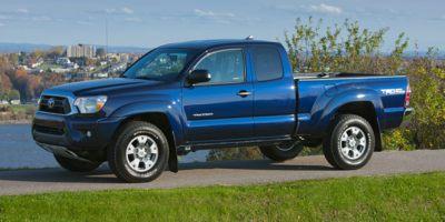 Used Toyota Tacoma 4WD Access Cab V6 MT (Natl) 2015 | Pray's Auto Sales . Bangor , Maine