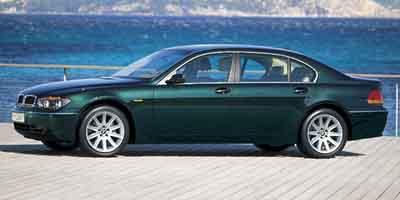 Used BMW 7 Series 745Li Sdn 2002   J&J Auto Sales & Repairs llc DBA Prestige Motorcar. Oakville, Connecticut