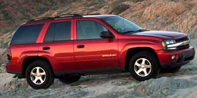 Used 2003 Chevrolet TrailBlazer in Linden, New Jersey | Route 27 Auto Mall. Linden, New Jersey