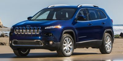 2017 Jeep Cherokee 4WD 4dr Latitude, available for sale in New York, NY