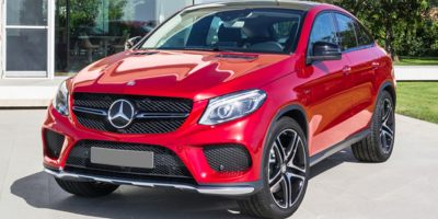 Used Mercedes-Benz GLE 4MATIC 4dr GLE 450 AMG Cpe 2016   26 Motors Corp. Bronx, New York
