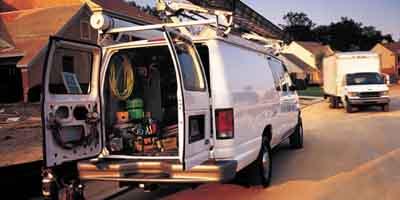 Used Ford Econoline Cargo Van E-250 2003 | Stop & Drive Auto Sales. East Windsor, Connecticut