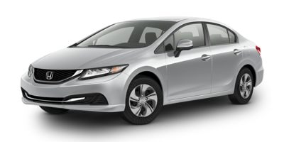 Used Honda Civic Sedan 4dr CVT LX 2015 | Performance Motorcars Inc. Wappingers Falls, New York