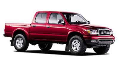 Used Toyota Tacoma DoubleCab V6 Auto 4WD 2003 | Mike's Motors LLC. Stratford, Connecticut