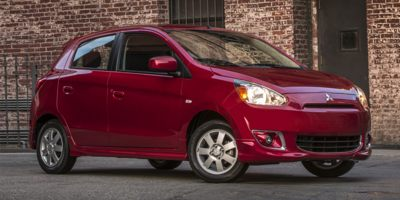 Used Mitsubishi Mirage DE 2014 | Cos Central Auto. Meriden, Connecticut