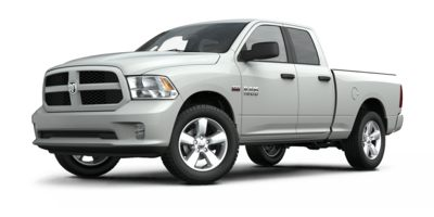 "Used Ram 1500 4WD Quad Cab 140.5"" Big Horn 2014 