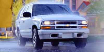 Used 2003 Chevrolet Blazer in Linden, New Jersey | Route 27 Auto Mall. Linden, New Jersey
