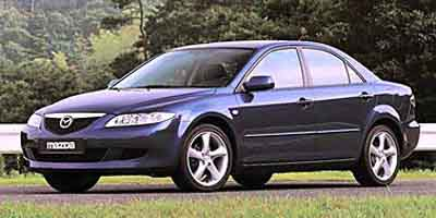 Used Mazda Mazda6 4dr Sdn i Auto 4cyl 2003 | B I Auto Sales. Bohemia, New York