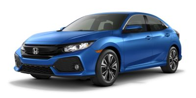 Used Honda Civic Hatchback EX-L Navi CVT 2017 | Wiz Leasing Inc. Stratford, Connecticut