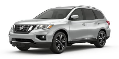 Used Nissan Pathfinder 4x4 Platinum 2017 | Sunrise Auto Outlet. Amityville, New York