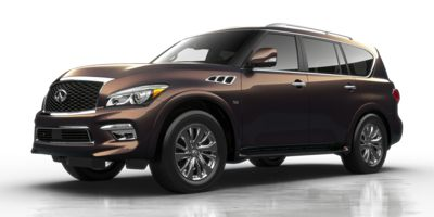 Used INFINITI QX80 AWD 2017 | MP Motors Inc. West Babylon , New York
