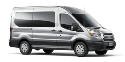 "Used Ford Transit Passenger Wagon T-350 148"" Med Roof XLT Sliding RH Dr 2018 | Autovanta. Massapequa Park, New York"