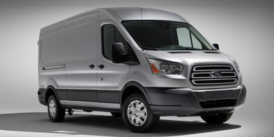 "Used Ford Transit Van T-250 148"" Med Rf 9000 GVWR Sliding RH Dr 2018 