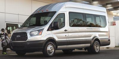 "Used Ford Transit Passenger Wagon T-350 148"" EL High Roof XLT Sliding RH Dr DRW 2018 | 26 Motors Corp. Bronx, New York"