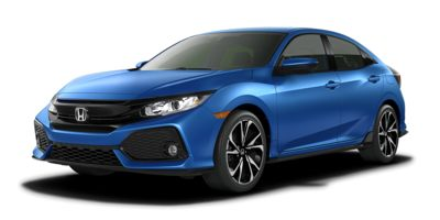 Used Honda Civic Hatchback Sport CVT 2018 | Dealertown Auto Wholesalers. Milford, Connecticut