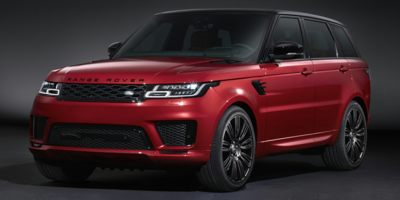 "Used 2018 Land Rover Range Rover Sport 22"" ATB WHEELS YOKOHAMA TIRES in Inwood, New York 
