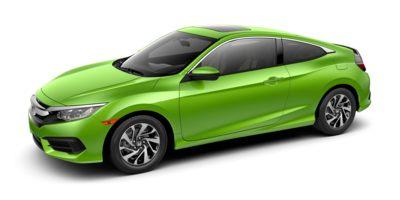 Used Honda Civic Coupe LX-P CVT 2018 | Wiz Leasing Inc. Stratford, Connecticut