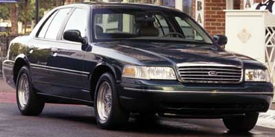 Used 2000 Ford Crown Victoria in Milford, Connecticut | Chip's Auto Sales Inc. Milford, Connecticut