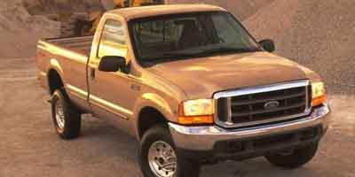 Used Ford Super Duty F-250 Reg Cab 137