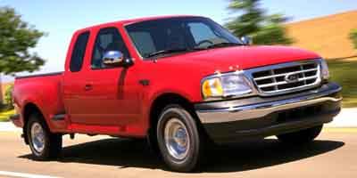 2000 Ford F-150 Reg Cab Flareside 120