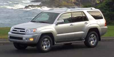 Used Toyota 4Runner 4dr SR5 V6 Auto 4WD (Natl) 2003 | Gateway Car Dealer Inc. Jamaica, New York