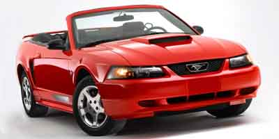 Used Ford Mustang 2dr Conv Premium 2003 | The Car Company. Springfield, Massachusetts