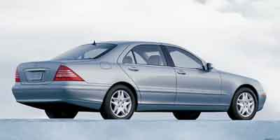 Used Mercedes Benz S-Class 4dr Sdn 4.3L AWD 2003 | Mike's Motors LLC. Stratford, Connecticut
