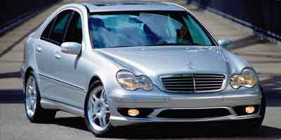 Used 2003 Mercedes-Benz C-Class in Huntington, New York | Unique Motor Sports. Huntington, New York