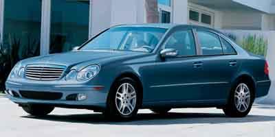 Used Mercedes-Benz E-Class 4dr Sdn 3.2L 2003 | Spectrum Motors. Corona, California