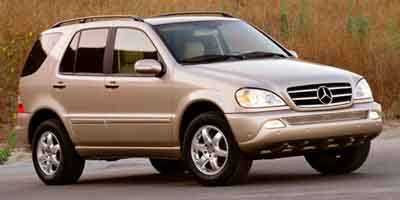 Used 2003 Mercedes-Benz M-Class in Huntington, New York | Auto Expo. Huntington, New York