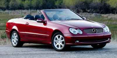 Used Mercedes-Benz CLK-Class 2dr Cabriolet 3.2L 2004 | A&F Motors LLC. East Rutherford, New Jersey