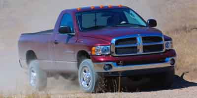 "Used Dodge Ram 3500 2dr Reg Cab 140.5"" WB DRW 4WD ST 2003 