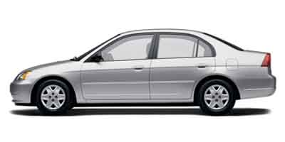 Used Honda Civic 4dr Sdn LX Auto 2003 | Matts Auto Mall LLC. Chicopee, Massachusetts