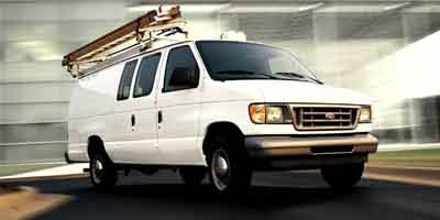 Used 2004 Ford Econoline Cargo Van in New Haven, Connecticut | Unique Auto Sales LLC. New Haven, Connecticut