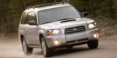 Used Subaru Forester 4dr 2.5 XT Auto 2004 | VIP on 6 LLC. Hampton, Connecticut