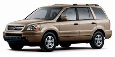 Used Honda Pilot 4WD EX Auto w/Leather 2004 | Rt 138 Auto Center Inc . Taunton, Massachusetts