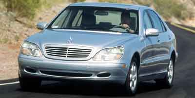 Used 2000 Mercedes-Benz S-Class in Jamaica, New York | Sunrise Autoland. Jamaica, New York