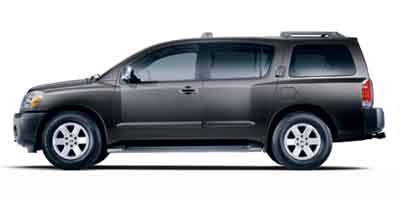 Used 2004 Nissan Pathfinder Armada in Islip, New York | 111 Used Car Sales Inc. Islip, New York