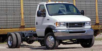 "Used Ford Econoline Commercial Cutaway E-450 Super Duty 176"" WB DRW 2006 