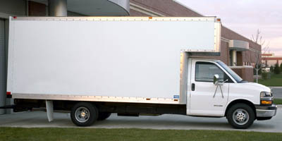 Used 2005 Chevrolet Express Commercial Cutaway in West Haven, Connecticut