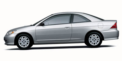 Used 2005 Honda Civic Cpe in Waterbury, Connecticut | Car Connect Auto Sales LLC. Waterbury, Connecticut