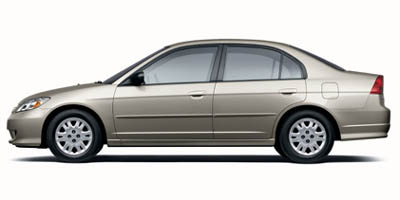 Used 2005 Honda Civic Sdn in Springfield, Massachusetts | Fast Lane Auto Sales & Service, Inc. . Springfield, Massachusetts